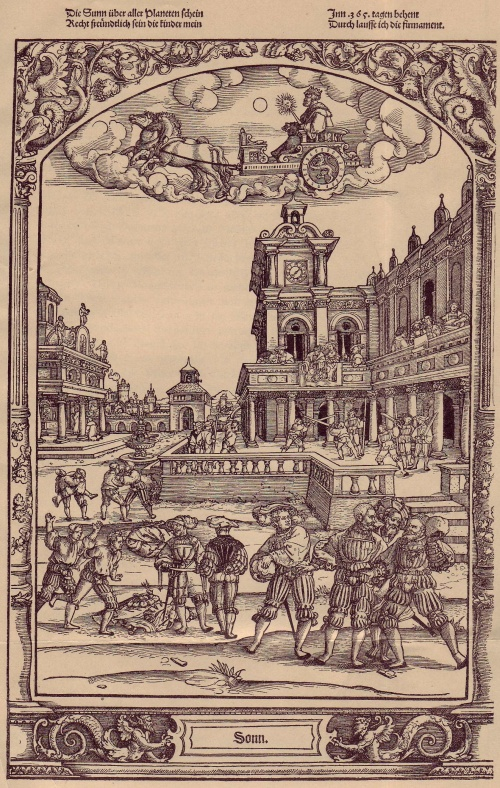 Early German Sports