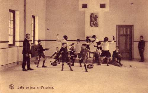 Fencing and Savate