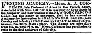 Advertisemet in the New Your Tribune from 1863.