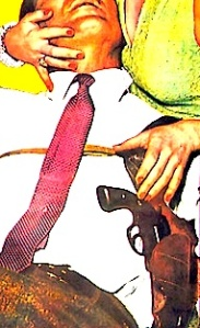 """""""It that a gun in your holster or are you just happy to see me?"""""""